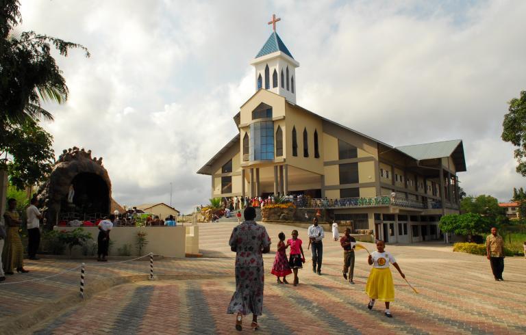 St Peter Claver Parish
