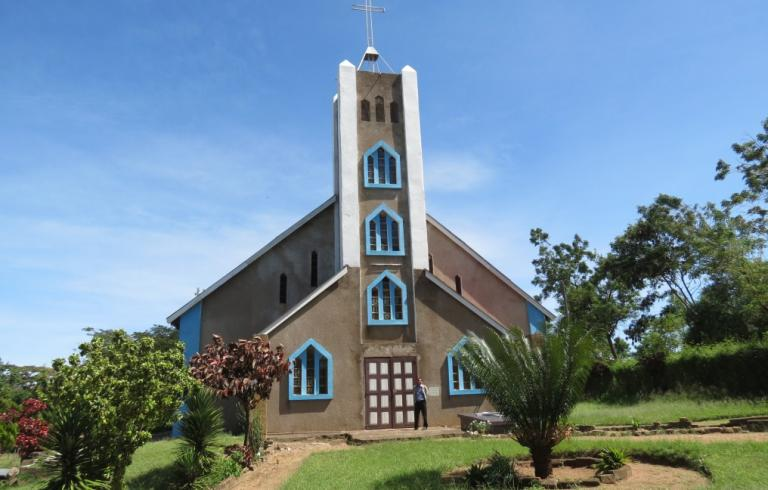 Nyamuswa Parish Church